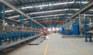 Coach Shell Manufacturing For Indian Railways Chennai
